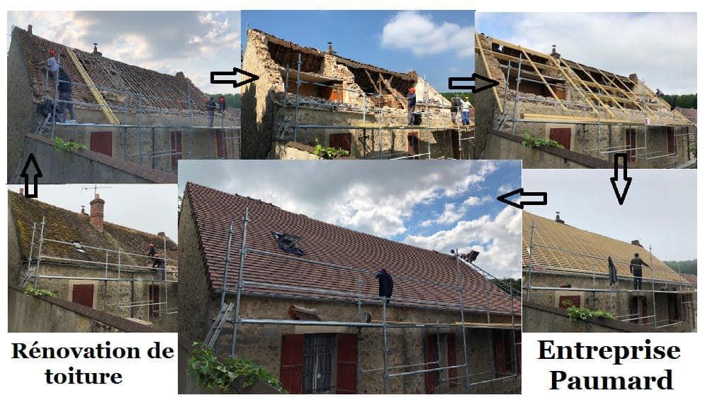 Ps Rénovation Artisan Couvreur Dans L'essonne